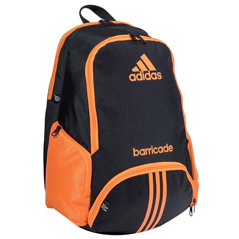 Mochila Adidas Barricade 1.9 Orange 2019