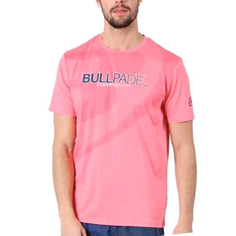 Camiseta Bullpadel Colkito Rosa Vigore 2019