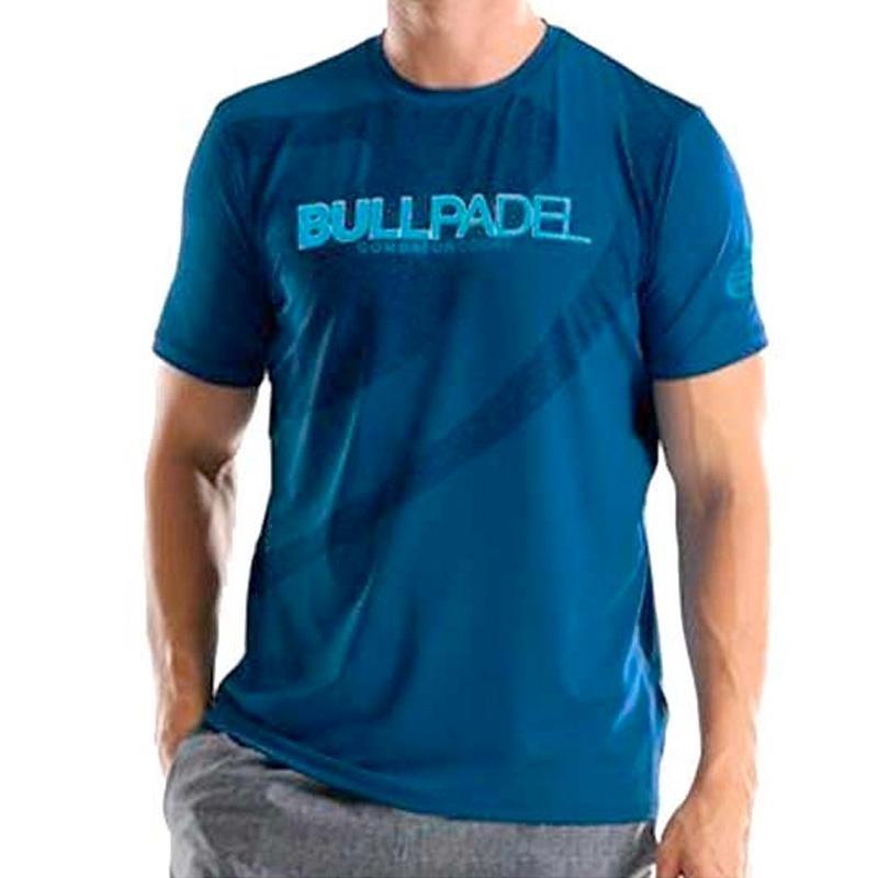 Camiseta Bullpadel Colkito Azul Vigore 2019
