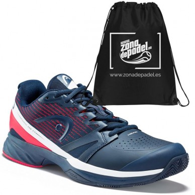 Head Sprint Pro 2.5 Dark Blue Red 2019