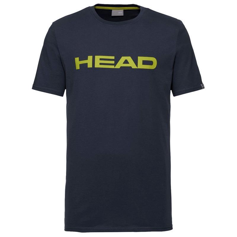 Camiseta Head Club Ivan Dark Blue Yellow 2019