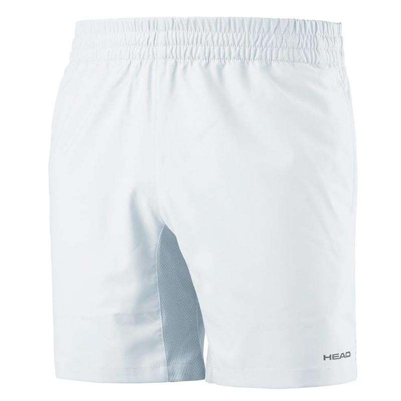 Pantalon Head Club Short White 2019