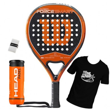 Wilson  Carbon Force Smart BK OR 2019