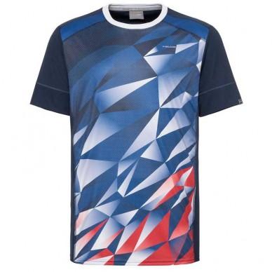 Head Camiseta Medley T-shirt RORD 2019