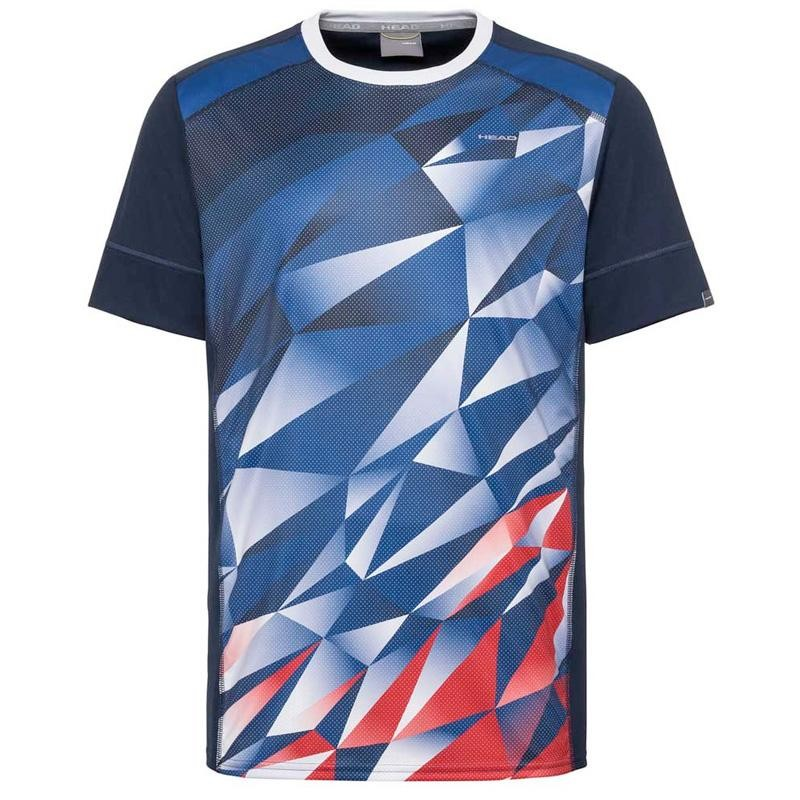 Camiseta Head Medley T-shirt RORD 2019