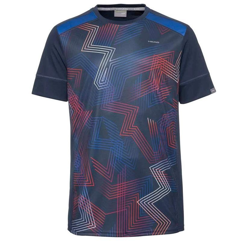 Camiseta Head Racquet T-shirt DBRD 2019