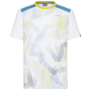 Head Camiseta Racquet T-shirt WHSB 2019