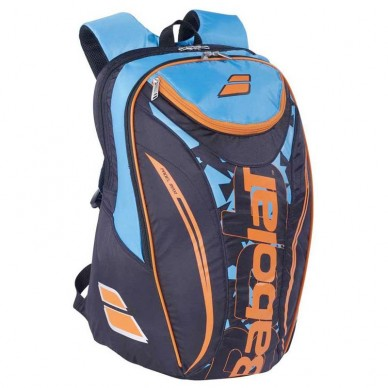 BabolatMochila Backpack Club Padel Noir Bleu 2019