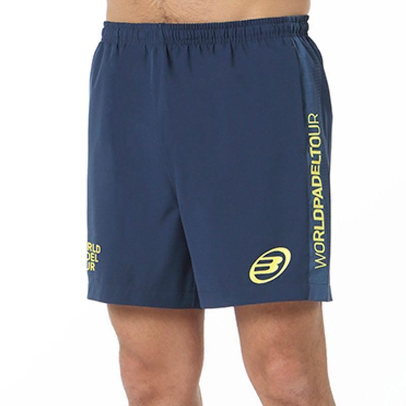 Pantalon Bullpadel Tobit WPT Azul Marino 20109