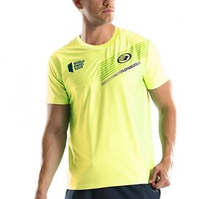 Camiseta Tefilo WPT Amarillo Limon Fluor 2019
