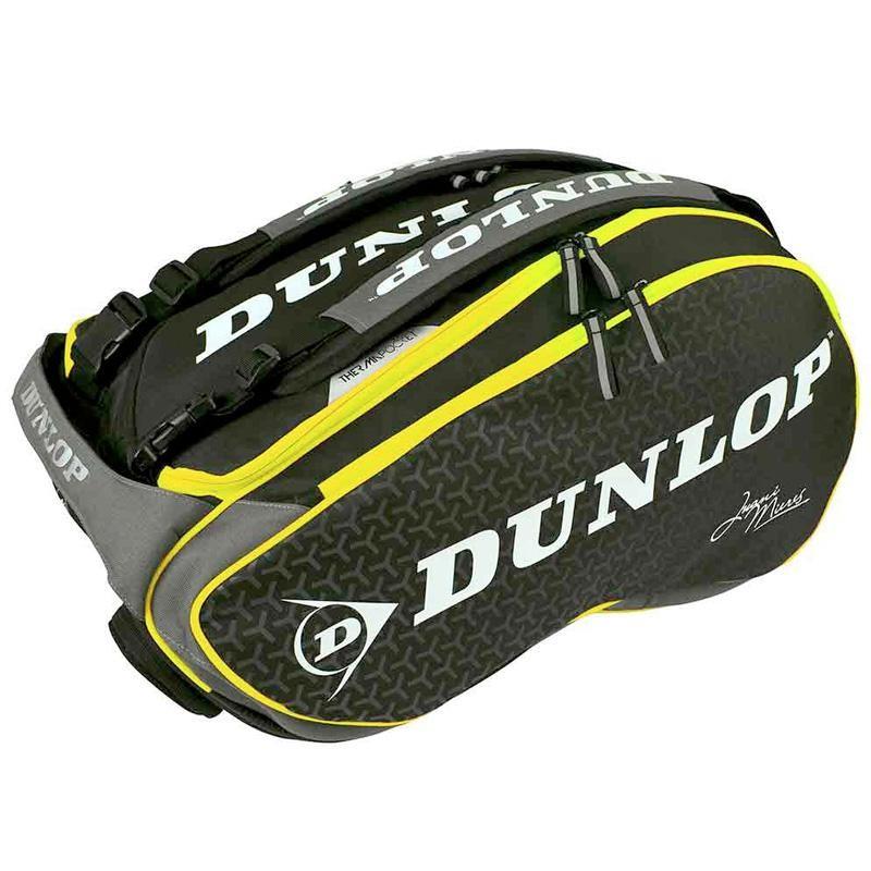 Paletero Dunlop Elite Yellow 2019