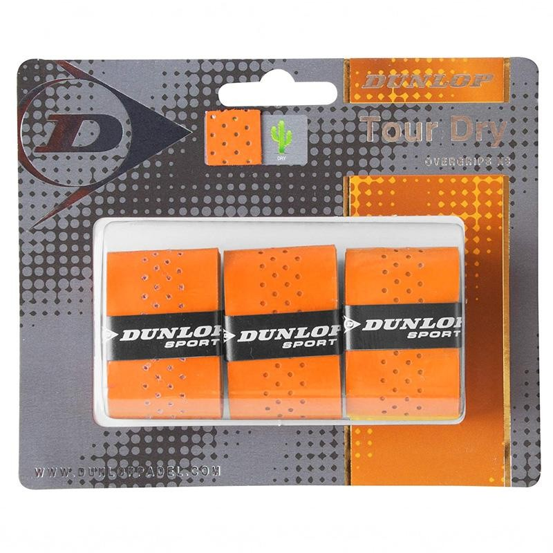 Overgrip Dunlop Tour Dry Orange