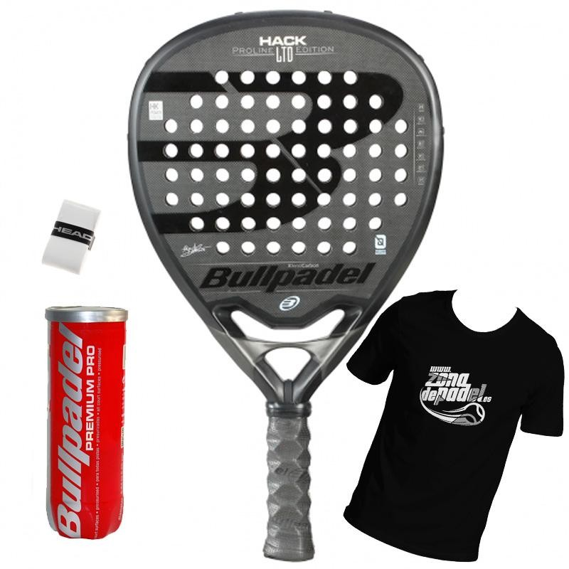 Pala Bullpadel Hack LTD 2019