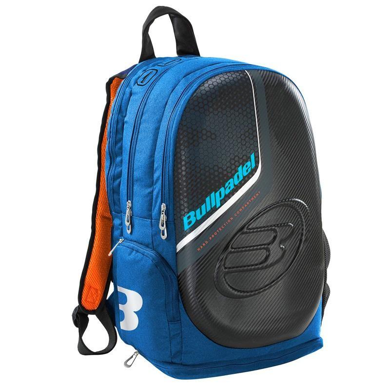 Mochila Bullpadel Tech Backpack BPP-19001 Azul 2019