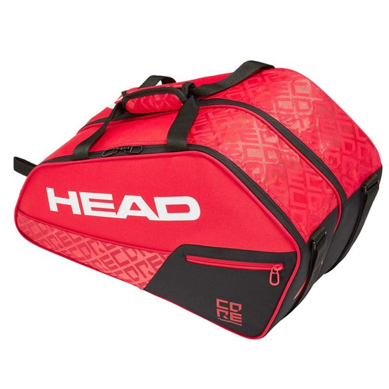 Paletero hEAD Core Padel Combi Red Black 2019