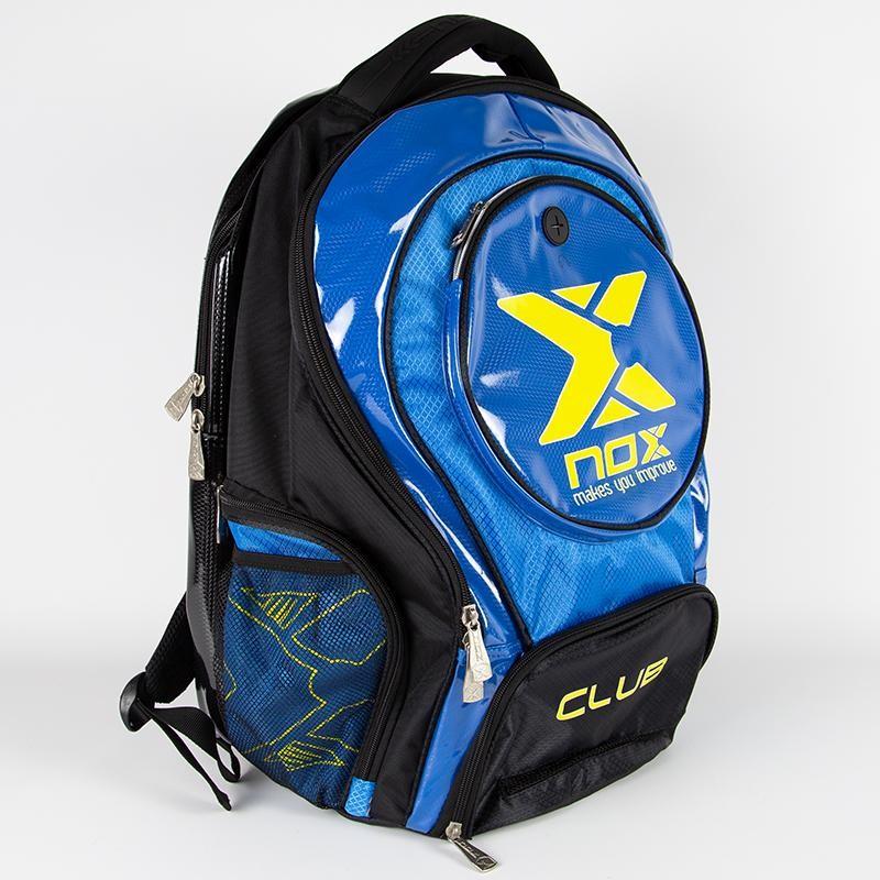 Mochila Nox Club Azul 2019