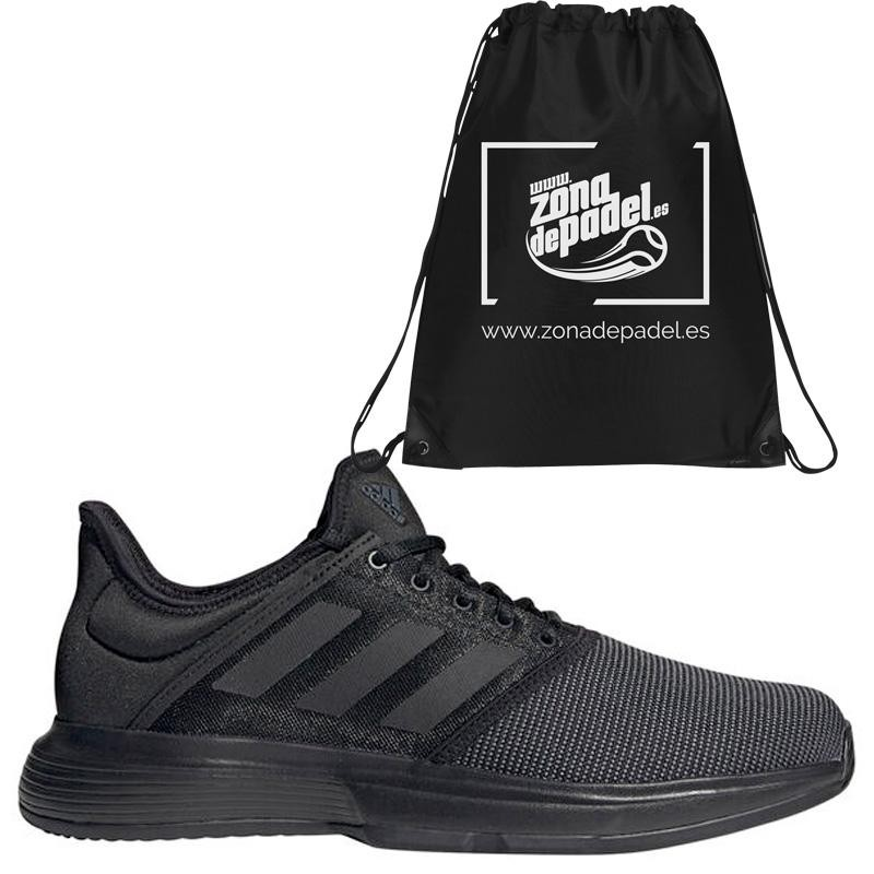 Zapatillas Adidas Game Court Black 2019