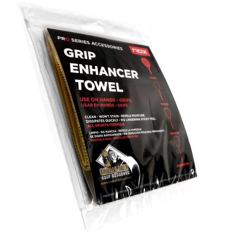 Toalla Nox Grip Gorilla Gold