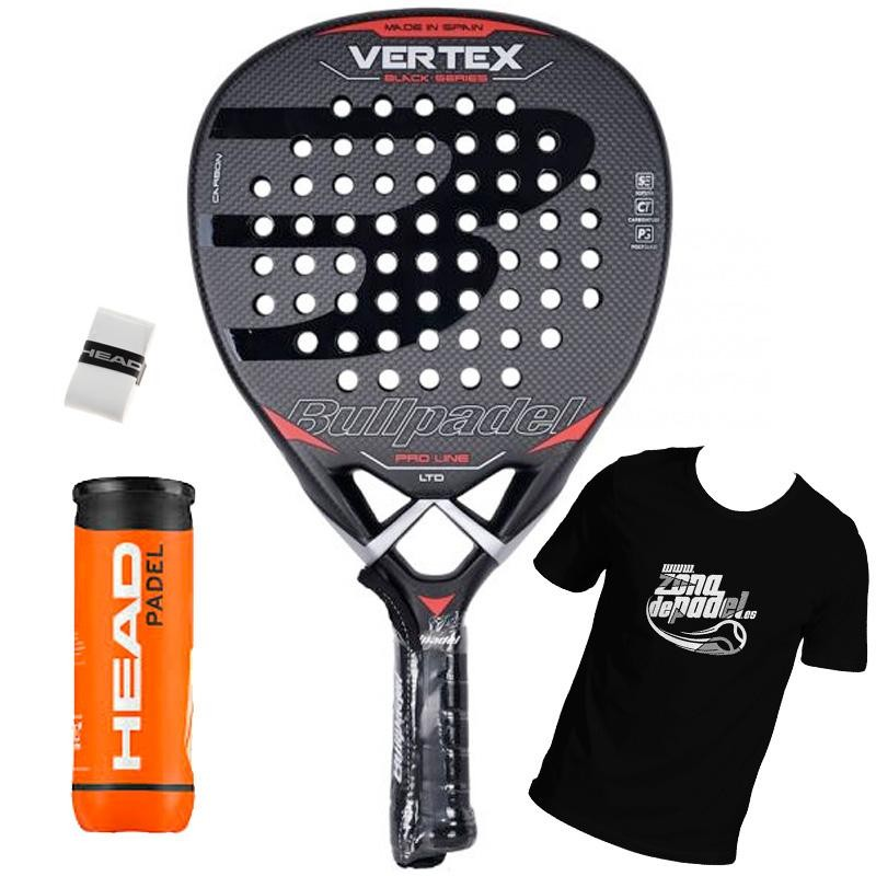 Pala Bullpadel Vertex Black Series LTD 2019
