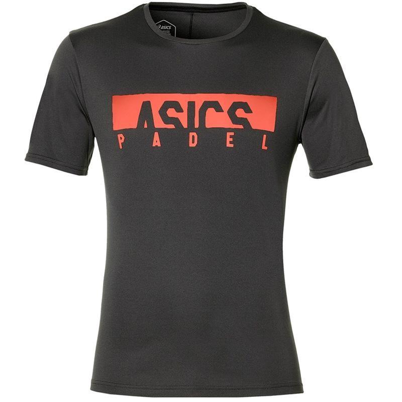 Camiseta Padel M GPX SS Graphite Grey