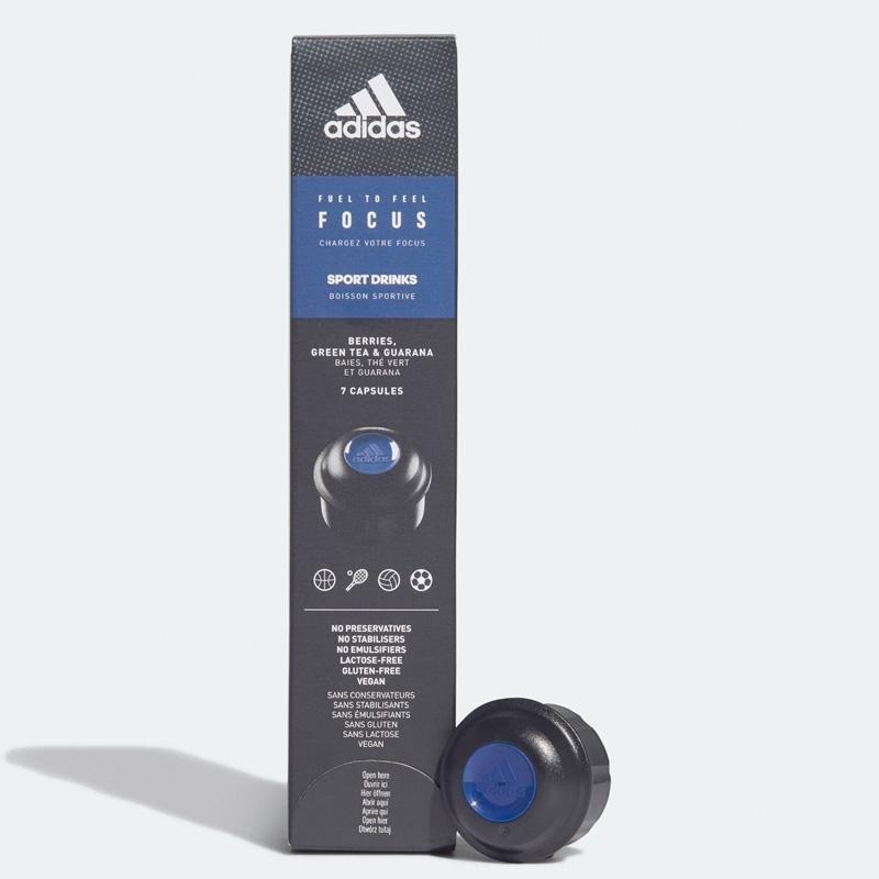 Adidas Sport Drinks Focus Cápsula Azul