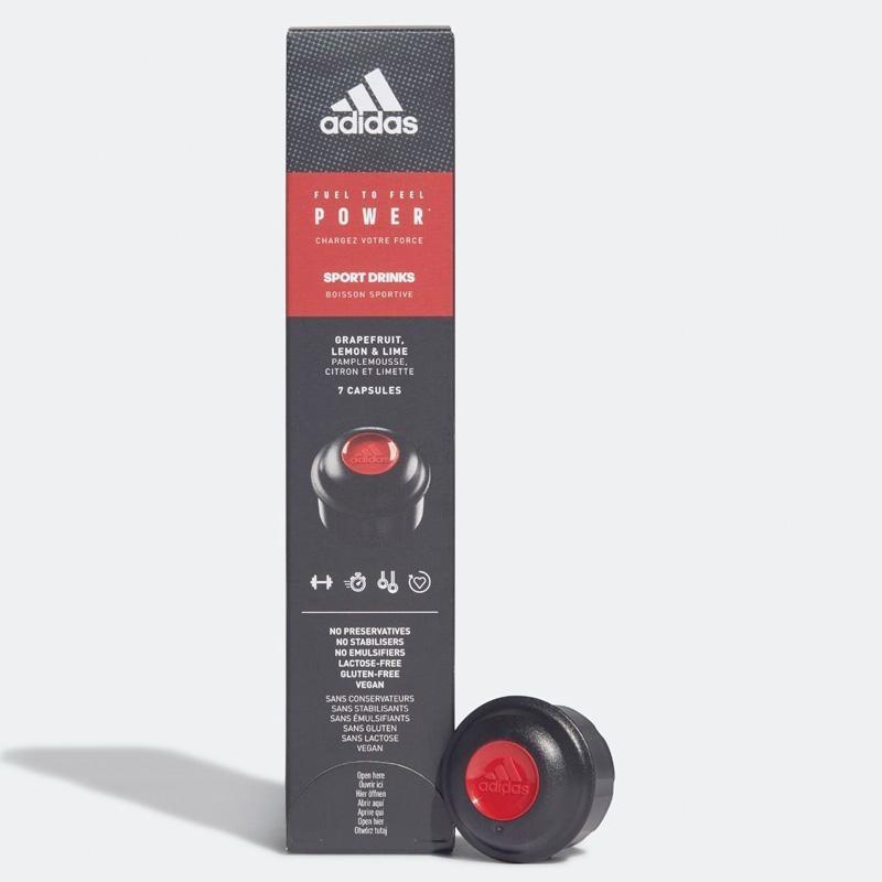 Adidas Sport Drinks Power Cápsula Roja