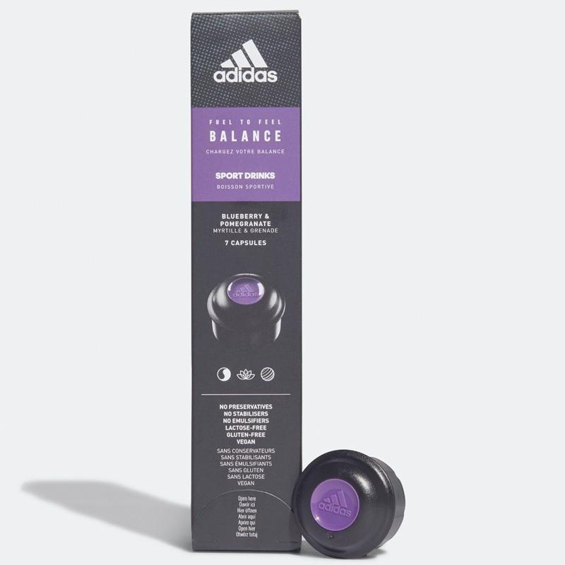 Adidas Sport Drinks Balance Cápsula Morada