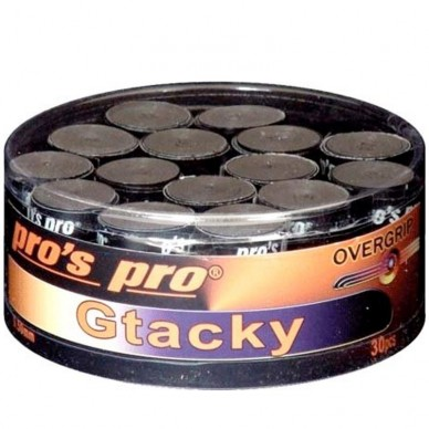 Pros Pro Gtacky 30 unidades negro