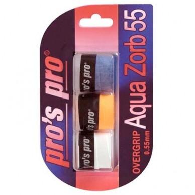 Pros Pro Aqua Zorb 55 variado 3 unidades