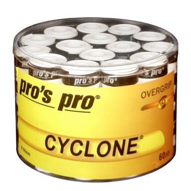 Pros Pro Cyclone Grip 60 unidades blancos