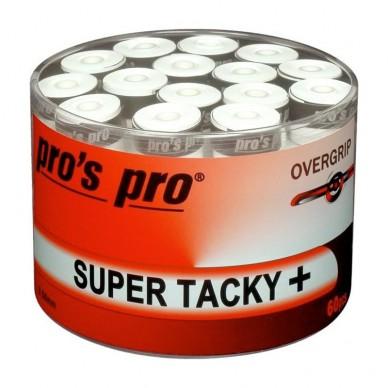 Pros Pro Super Tacky Plus 60 unidades blancos