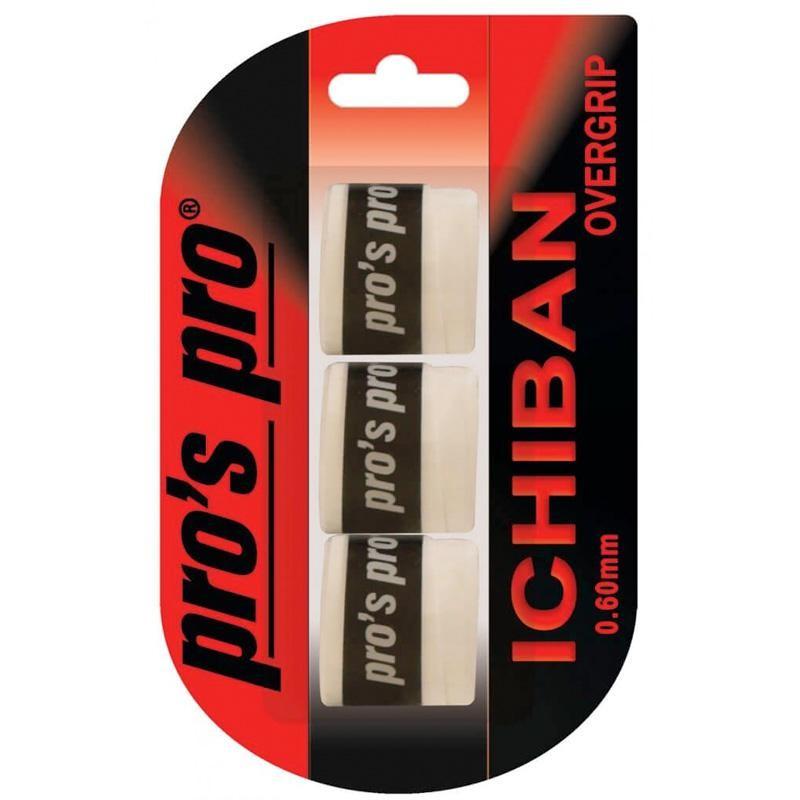 Pros Pro Ichiban 3 unidades blancos