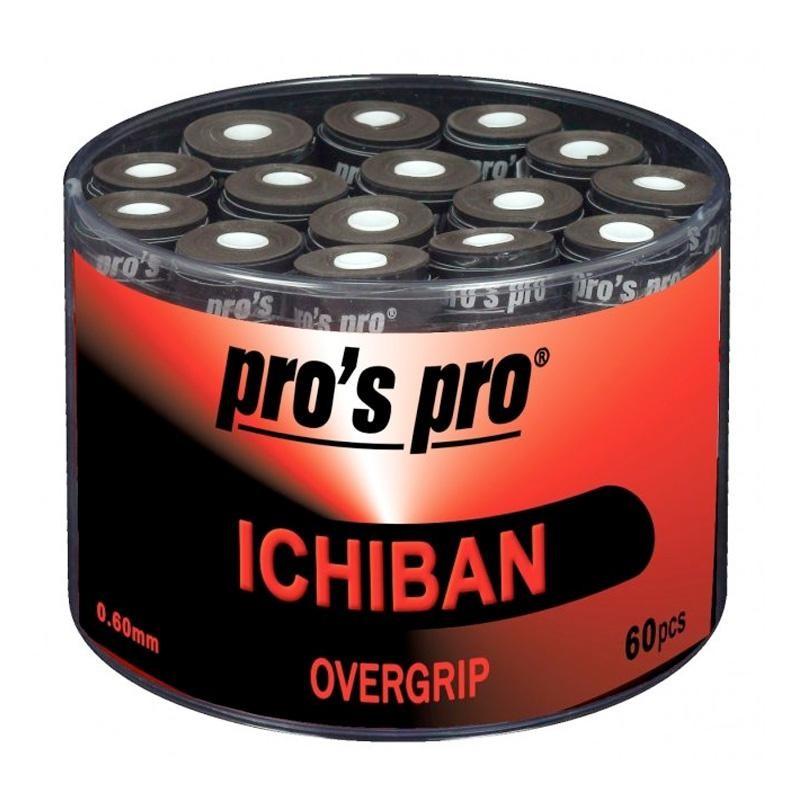 Pros Pro Ichiban 60 unidades negros