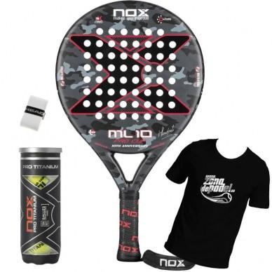 NoxNox ML10 Pro Cup 10 Aniversario