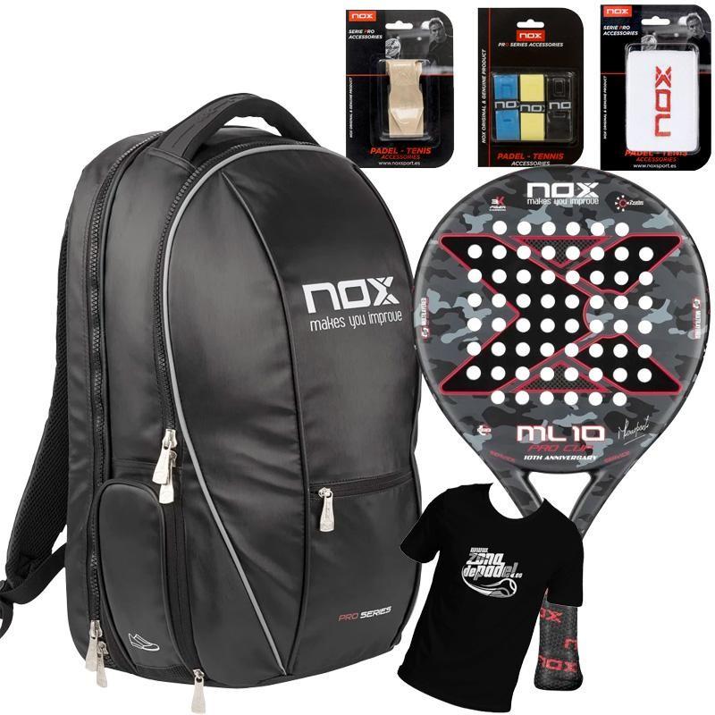 Pack Nox ML10 Pro Cup 10 Aniversario
