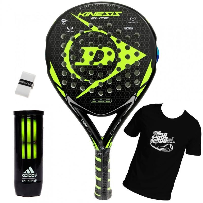 Dunlop Kinesis Elite Yellow 2019