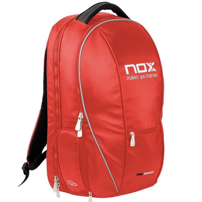 Mochila Nox Pro Series Roja 2020