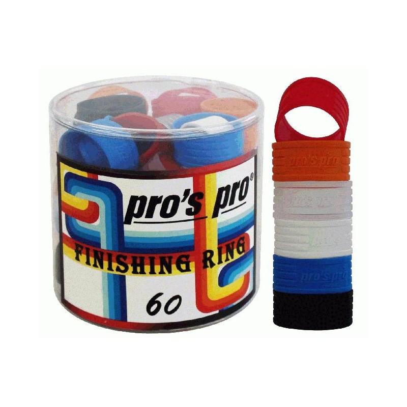 Pros Pro Cubo 60 Gomas Fija Grip
