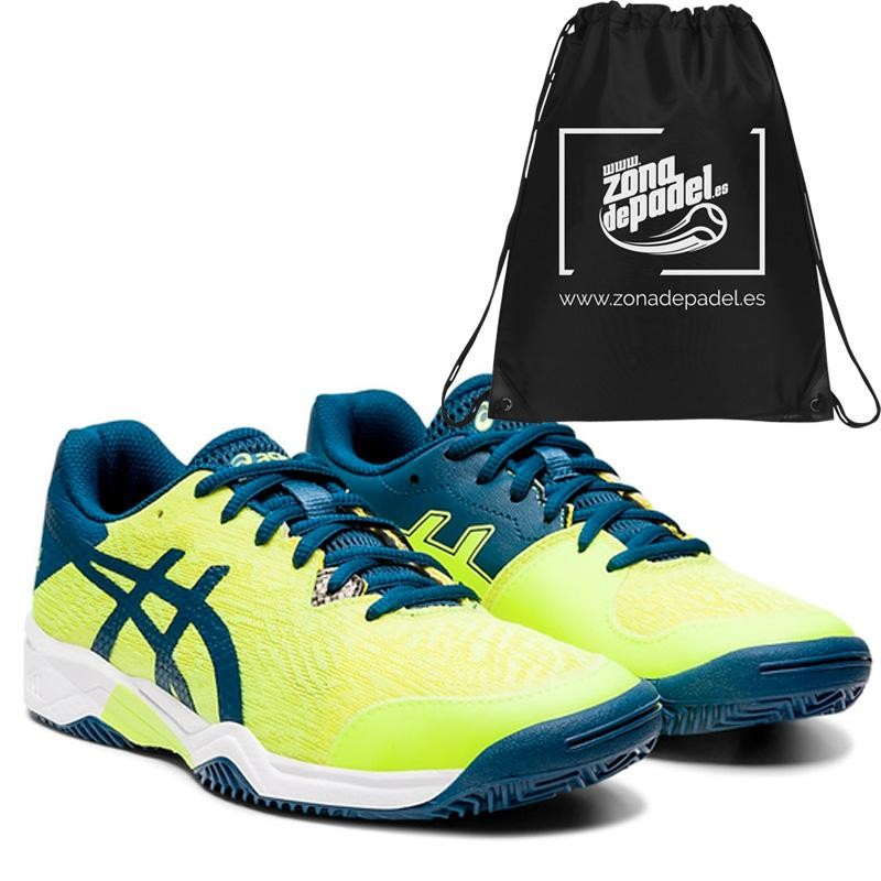Asics Gel Bela 7 Junior Yellow