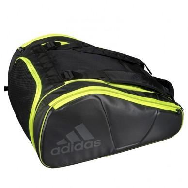 Paletero Adidas Pro Tour 2.0 Black Yellow
