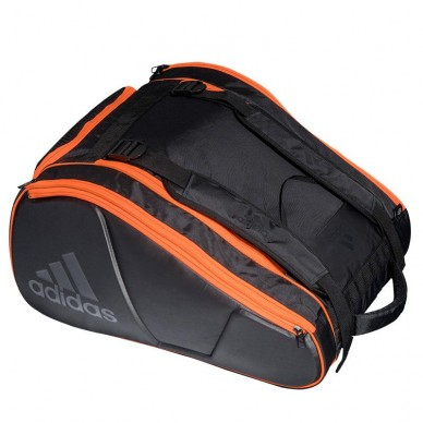 Paletero Adidas Pro Tour 2.0 Black Orange