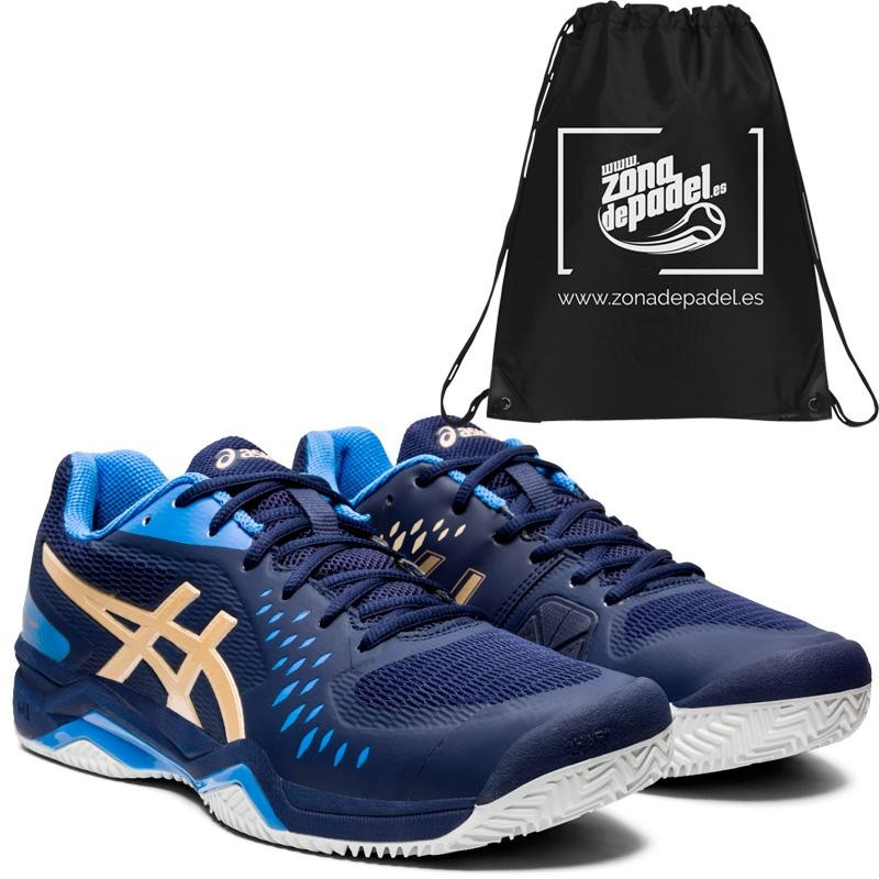 Asics Gel Challenger 12 Clay Peaconat Champagne 2020