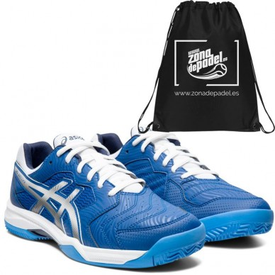 AsicsAsics Gel Dedicate 6 Clay Blue White 2020