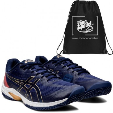 AsicsAsics Gel Court Speed FF Clay Peaconat 2020
