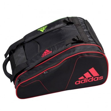 Adidas Paletero Adidas Tour 2.0 Black Red Green