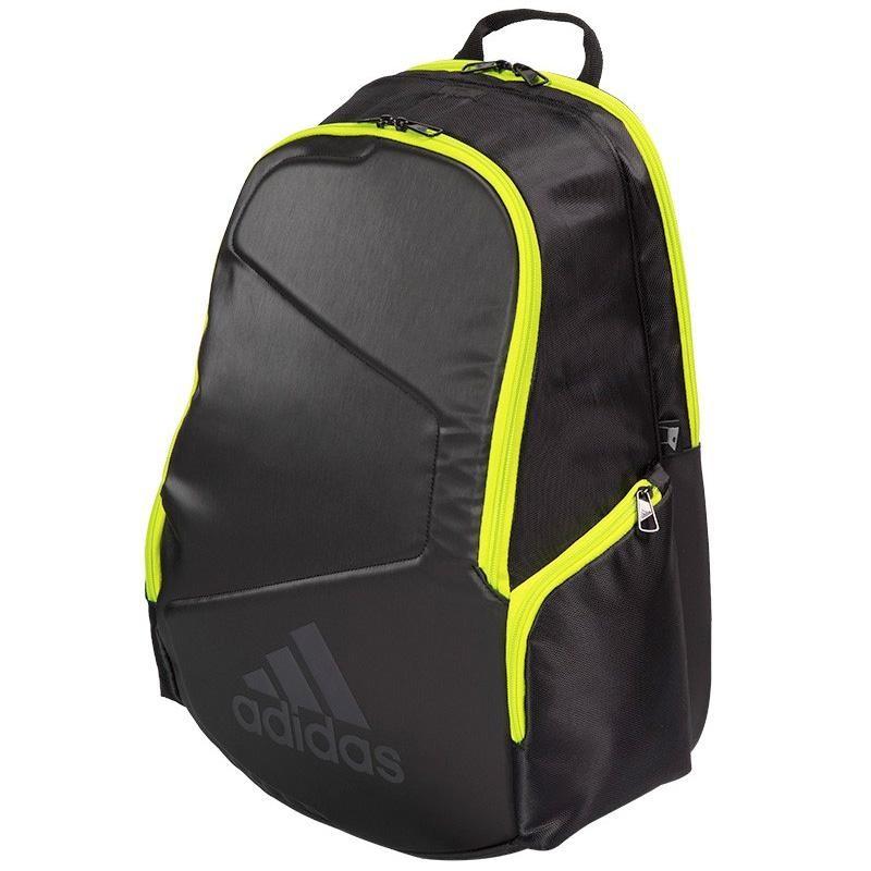 Adidas Backpack Pro Tour 2.0 Black Yellow