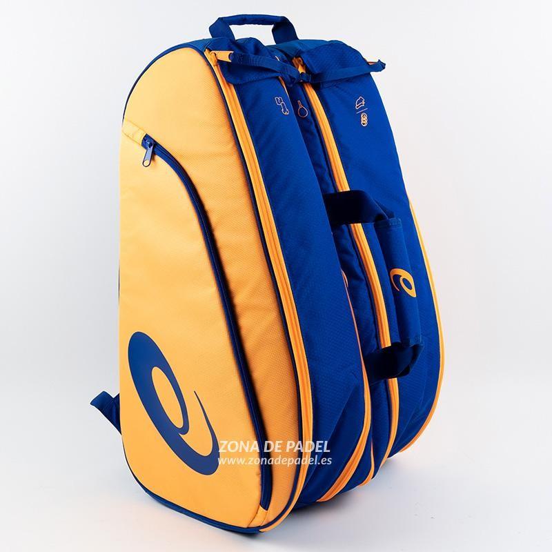 Paletero Asics Padel Bag Blue Orange 2020