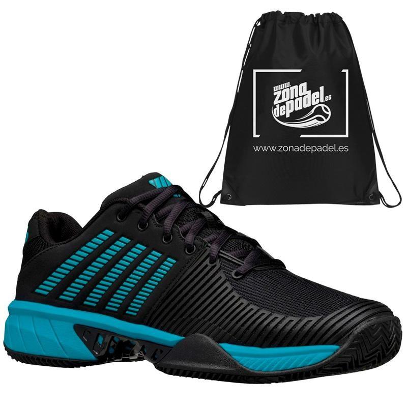 Zapatillas Kswiss Express Light 2 HB Black Algiers Blue 2020