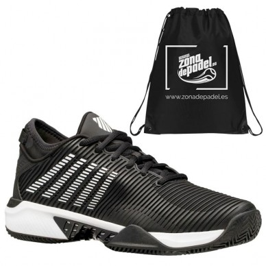 K-Swiss Kswiss Hypercourt Supreme HB Black White 2020