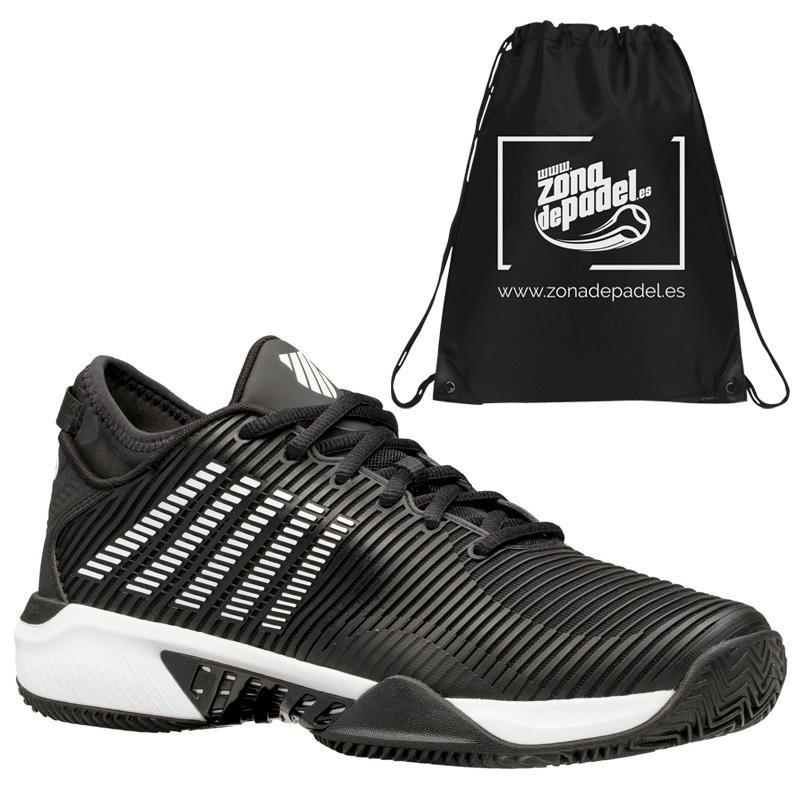Zapatillas Kswiss Hypercourt Supreme HB Black White 2020